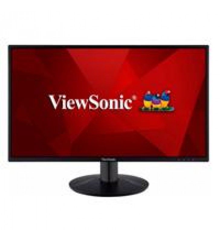 MONITOR IPS VIEWSONIC 24 PULGADAS WIDESCREEN HD 1920 X 1080 VA2418-SH NEGRO VGA HDMI 250 CD/M2 75HZ