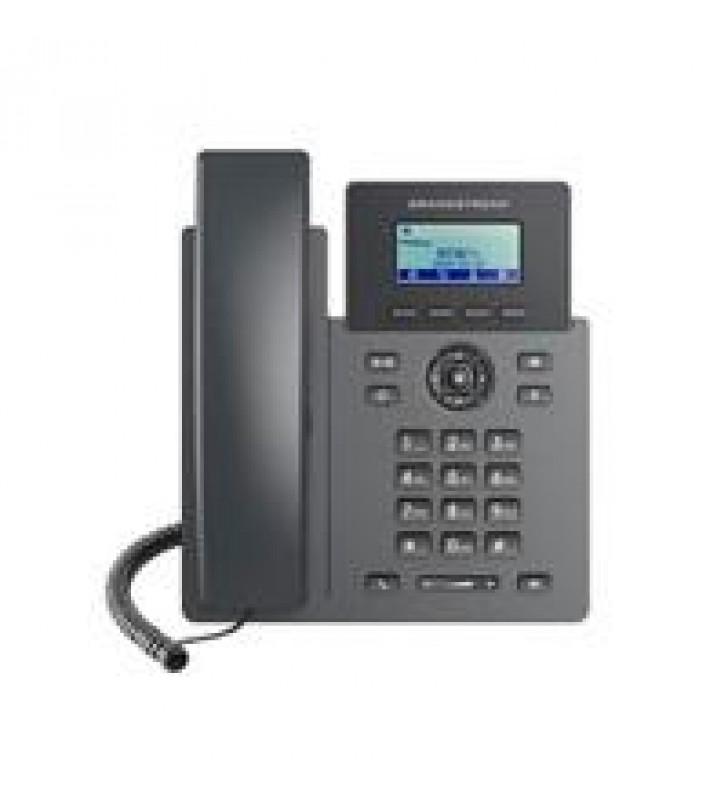 TELFONO IP CON 2 PUERTOS FASTETHERNET GESTION Y APROVISIONAMIENTO DESDE LA NUBE CON GDMS SOPORTE DE