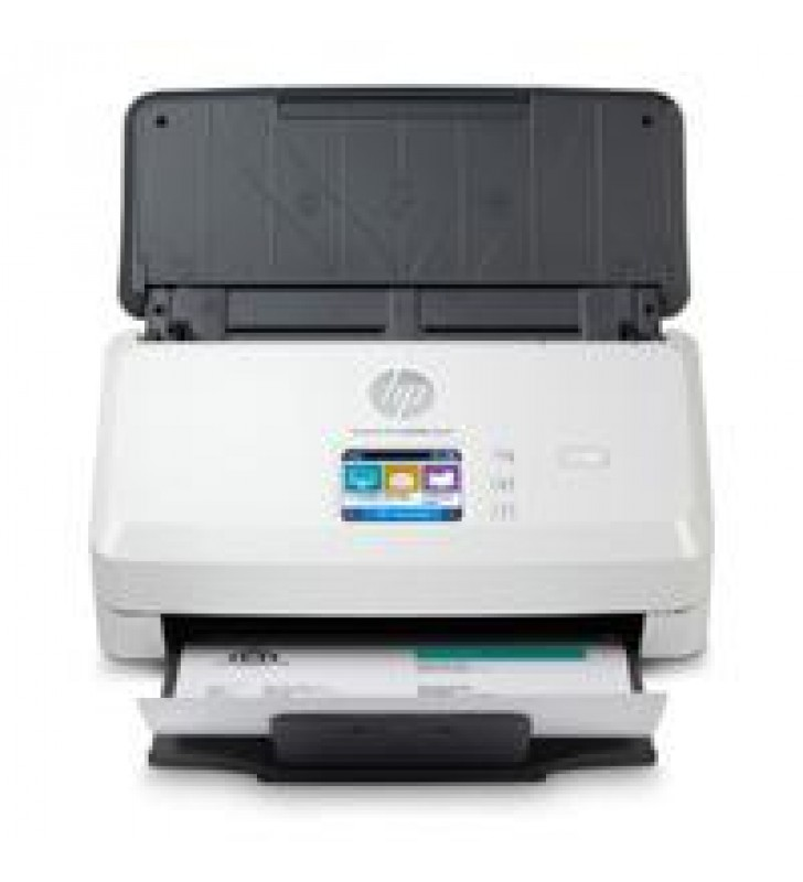 OPS ESCANER HP SCANJET PRO N4000 SNW1 40 PPM ADF CICLO DIARIO 4000 PAGINAS