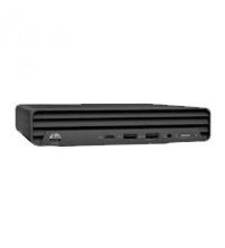 HP 260 G4 / DM / INTEL I3 7200U 2.10 GHZ 2C 4MB 15W / 8GB DDR4 2666MHZ 1X8 / SSD 256  / W10PRO / WIF