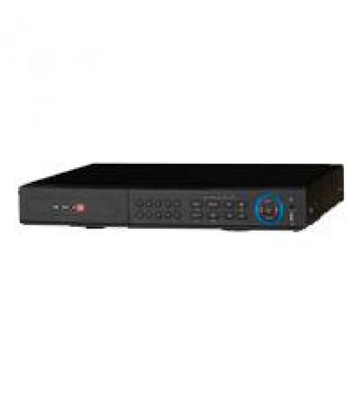 NVR PROVISION ISR 16 CANALES IP 4 MP 8 PUERTOS POE H 264 ONVIF ALARMA 4 IN Y 1 OUT SOPORTA 2 HDD DE