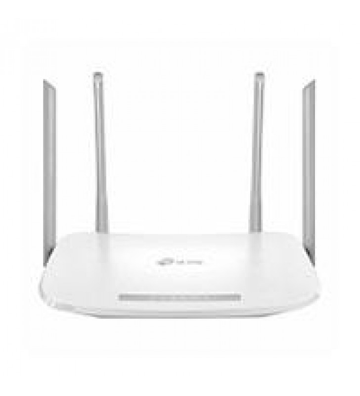 ROUTER INALAMBRICO TP-LINK EC220-G5 WISP AC1200 DUAL BAND 2.4GHZ A 300MBPS Y 5GHZ A 867MBPS 3 PUERTO