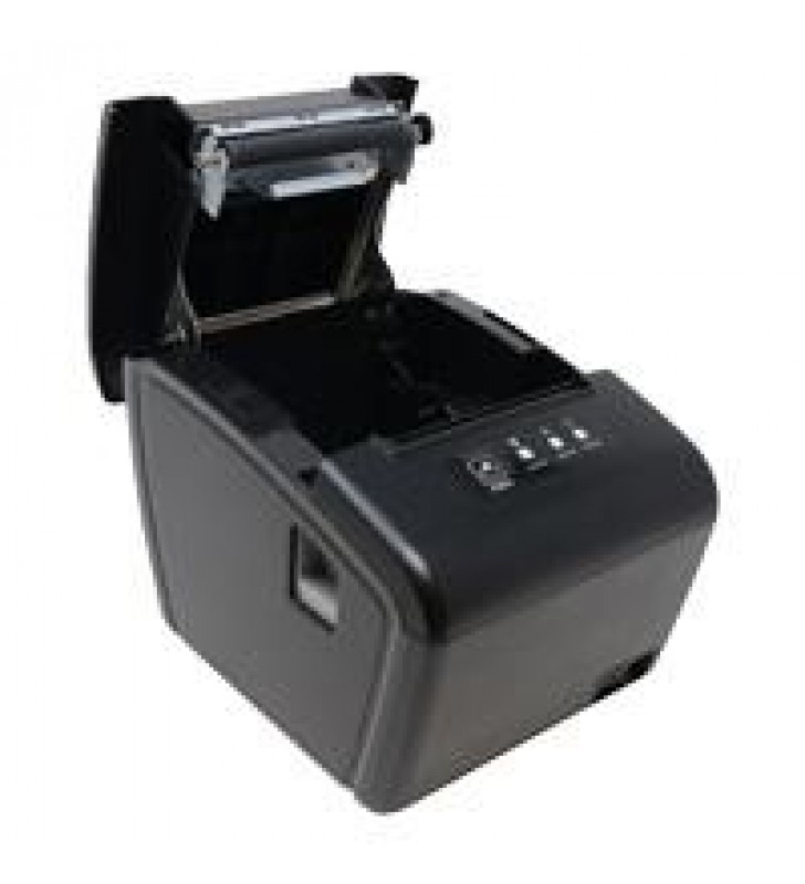 MINIPRINTER TERMICA 80MM 3NSTAR RPT006W USB-LAN-WIFI - NEGRA - AUTOCORTADOR - VELOCIDAD DE IMPRESION