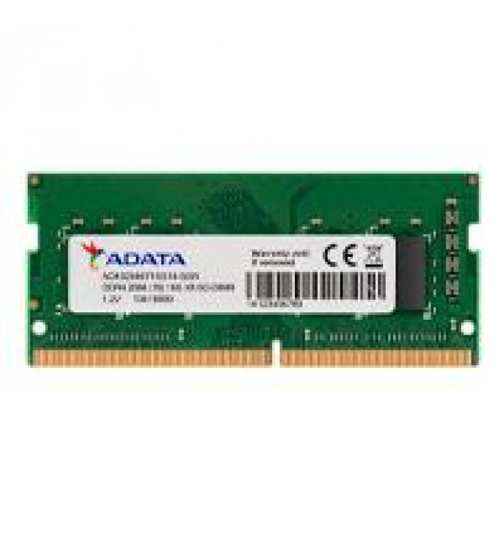 MEMORIA ADATA SODIMM DDR4 16GB PC4-21300 2666MHZ CL19 260PIN 1.2V LAPTOP/AIO/MINI PCS