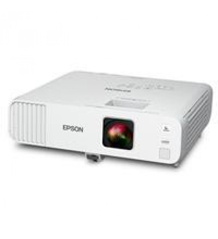 VIDEOPROYECTOR EPSON POWERLITE EB-L200W 3LCD WXGA 4200 LUMENES RED USB HDMI WIFI MIRACAST LASER