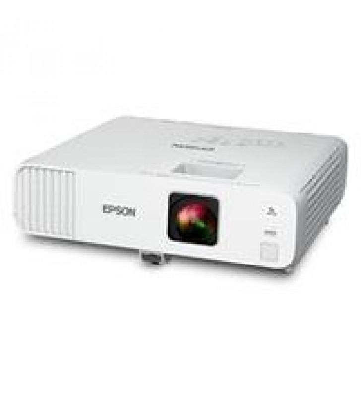 VIDEOPROYECTOR EPSON POWERLITE L250F 3LCD FULL HD 4500 LUMENES RED USB HDMI WIFI MIRACAST LASER