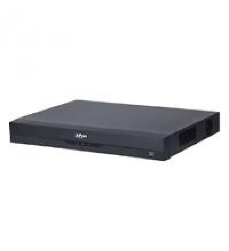 DVR DE 32 CANALES DE 5 MEGAPIXELES N/ 1080P/ WIZSENSE/ H.265+/ 2 CANALES DE RECONOCIMIENTO FACIAL/ H