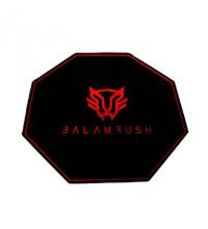 ALFOMBRA GAMER BALAM RUSH-ACTECK/ANTIDERRAPANTE/ ULTIMATE/COLOR NEGRO/BR-932400