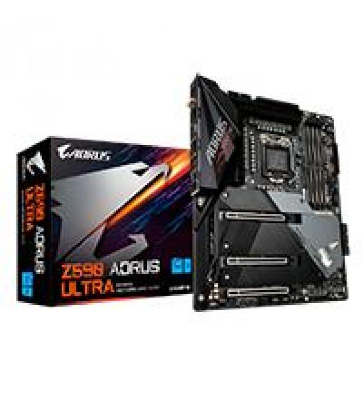 MB GIGABYTE Z590 INTEL S-1200 11GEN/4XDDR4 2933/PCIE 4.0/DP/8XUSB 3.2/USB-C/M.2/WIFI/BLUETOTH/ATX/GA