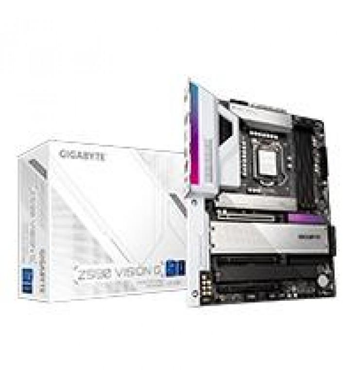 MB GIGABYTE Z590 INTEL S-1200 11GEN/4XDDR4 2933MHZ/PCIE 4.0/HDMI/DP/6XUSB 3.2/2X USB-C/M.2/ATX/GAMA