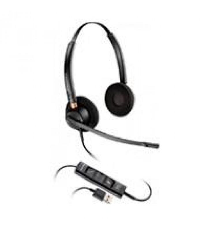 DIADEMA STEREO USB-A AMPLIFICADOS DA90 SONIDO SUPERIOR SOUNDGUARD CONTROLES DE LLAMADA CANCELADOR DE