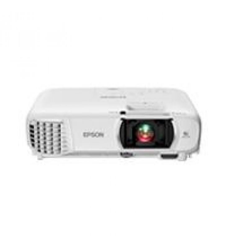 VIDEOPROYECTOR EPSON HOME CINEMA 1080 3LCD FULL HD 3400 LUMENES USB HDMI  WIFI MIRACAST