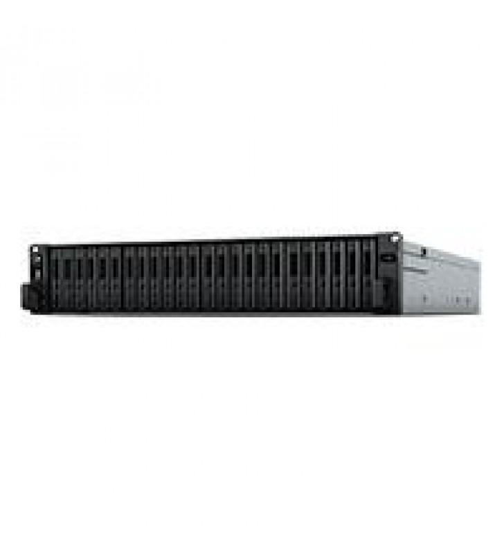 FLASHSTATION SYNOLOGY FS3400 24 BAHIAS/ HASTA 92.16 TB / INTEL XEON D-1541/OCHO NUCLEOS 2.1 BASE 2.7