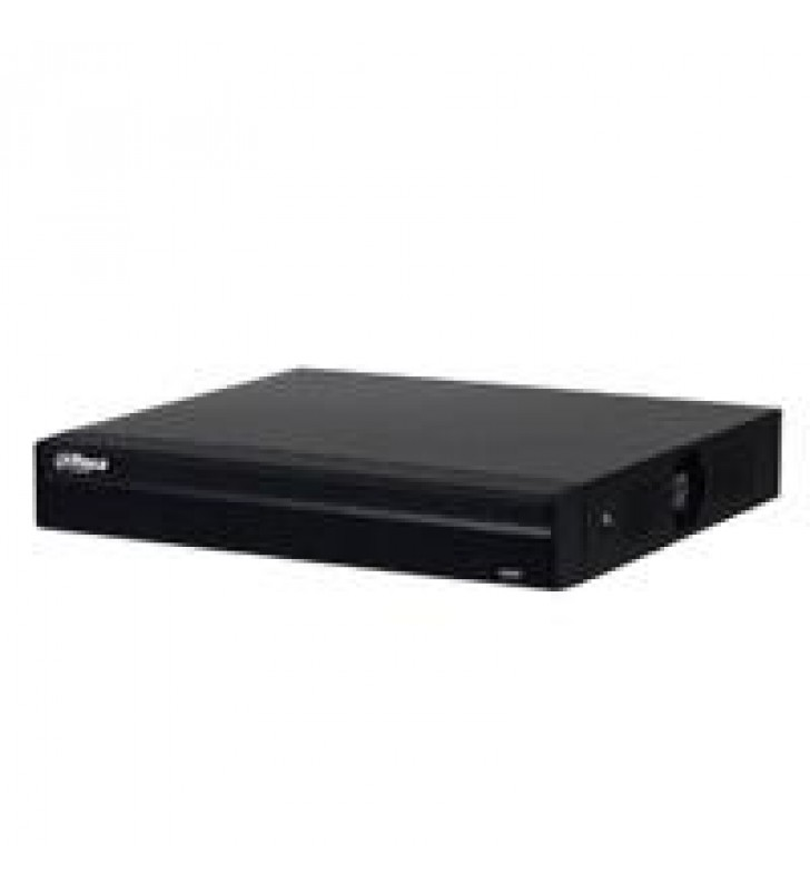 NVR DAHUA 8 CANALES IP / H265+  AND  H264+ / 8 PUERTOS POE / RENDIMIENTO 80 MBPS / HDMI / VGA / PUER