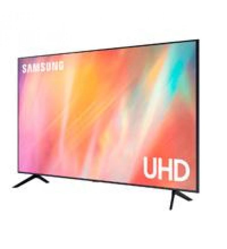 TELEVISION LED SAMSUNG 50 SMART TV SERIE AU7000 UHD 4K 3840 X 2160 3 HDMI 1 USB