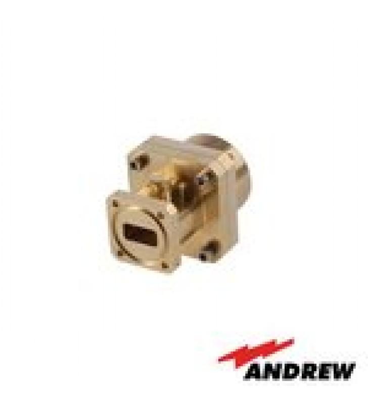 CONECTOR TIPO WR75 PARA CABLE EW127A