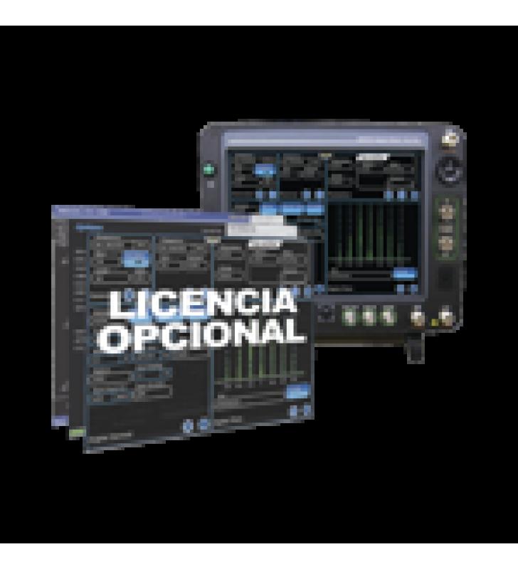 OPCION 8800OPT101, AUTOPRUEBA NXDN PARA SERIES KENWOOD CON EL ANALIZADOR DE SISTEMAS DE RADIOCOMUNICACION 8800SX.