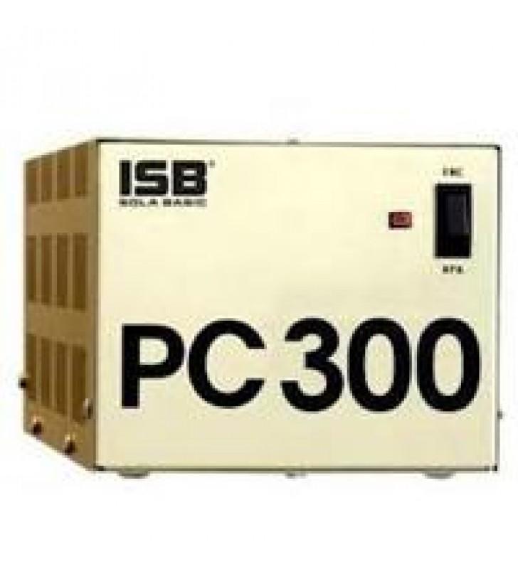 REGULADOR SOLA BASIC ISB PC 300  FERRORESONATE 300VA / 240W  4 CONTACTOS COLOR BEIGE