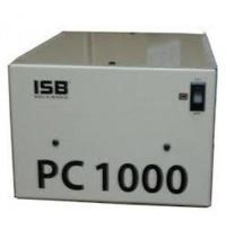 REGULADOR SOLA BASIC ISB PC 1000 FERRORESONANTE 1000VA / 800W 4 CONTACTOS COLOR BEIGE