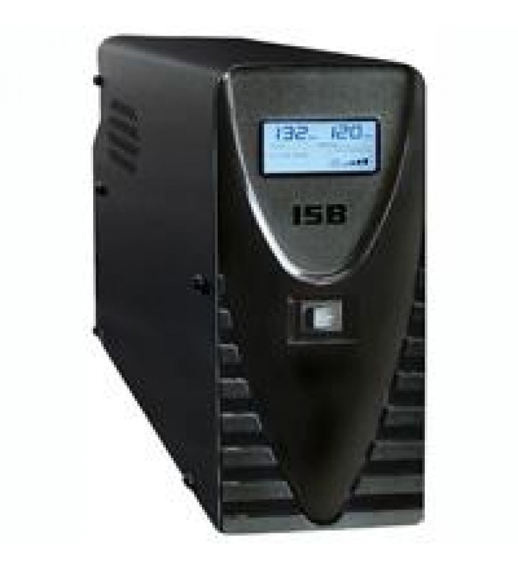 NO BREAK SOLA BASIC ISB MICRO SRINET XRN-21-801 800VA / 500 WATTS 8 CONTACTOS C/REGULADOR