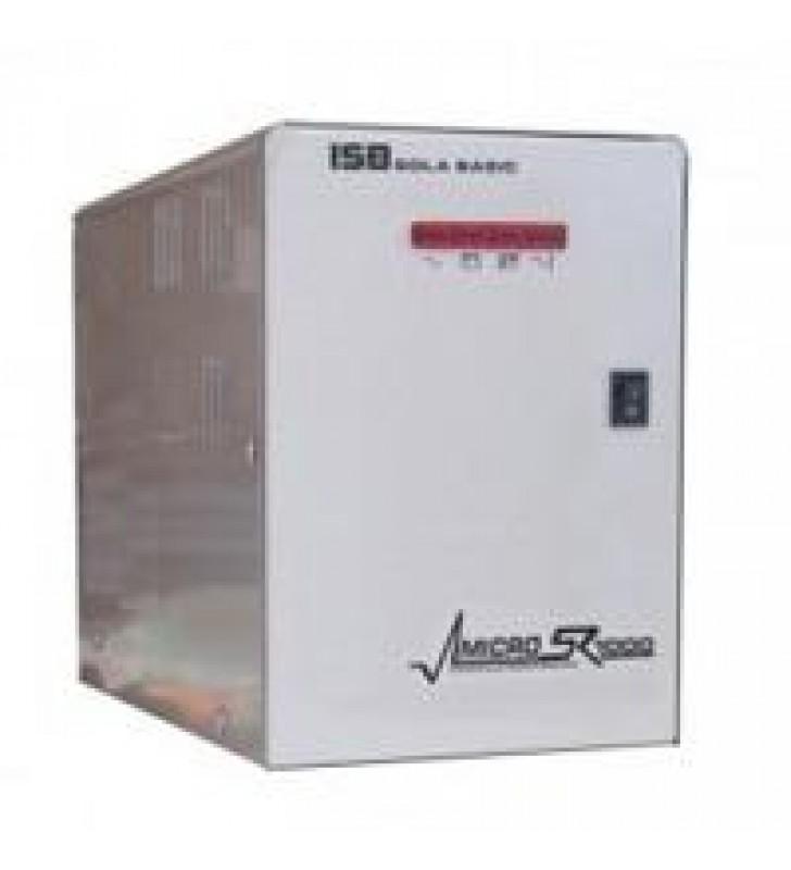 NO BREAK SOLA BASIC ISB MICRO SR XR-21-102 1000VA / 650 WATTS 4 CONTACTOS C/REGULADOR