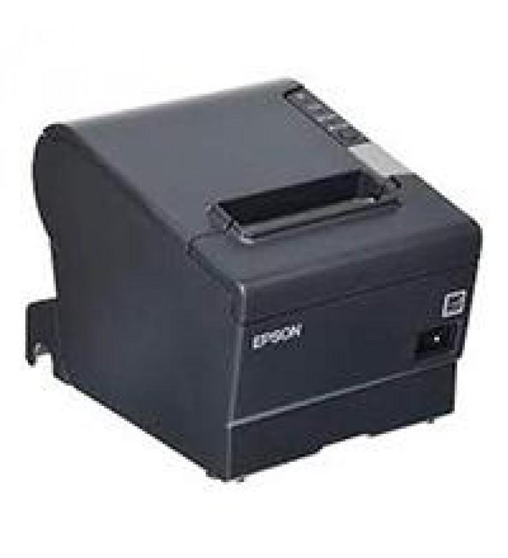 MINIPRINTER EPSON TM-T88V-834 TERMICA 80 MM O 58 MM PARALELO USB AUTOCORTADOR RECIBO NEGRA