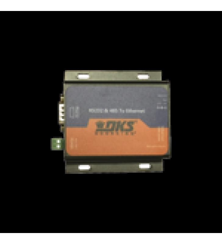 CONVERTIDOR RS232 A TCP/IP / COMPATIBLE CON AUDIO PORTEROS DKS SERIE 1830