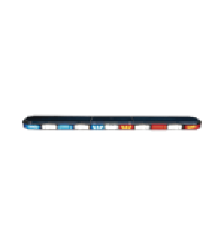 TORRETA 47 SERIE 21 CON 126 LEDS, FRENTE: ROJO/BLANCO, AZUL/BLANCO, TRASERO: ROJO/AMBAR, AZUL/AMBAR
