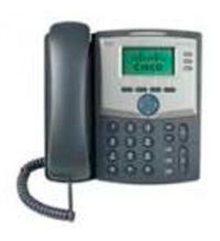 TELEFONO IP CISCO 3 LINEAS C/DISPLAY