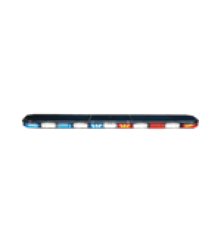 TORRETA 47 SERIE 21 CON 66 LEDS, FRENTE: ROJO/BLANCO, AZUL/BLANCO, TRASERO: ROJO/AMBAR, AZUL/AMBAR