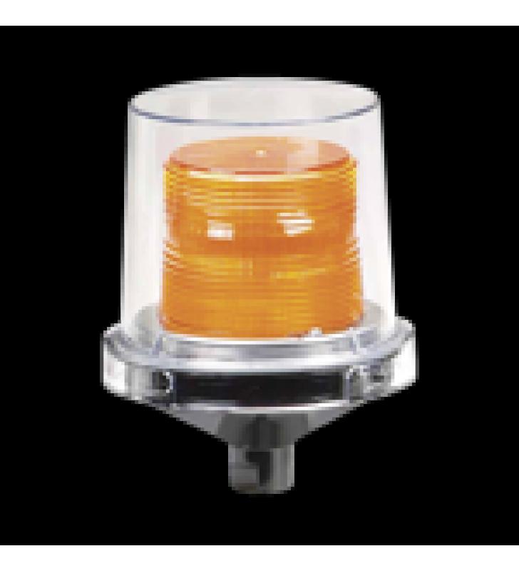 LUZ LED ELECTRARAY, PARA UBICACIONES PELIGROSAS, UL Y CUL , 120-240 VCA, AMBAR, PARPADEO PREDETERMINADO
