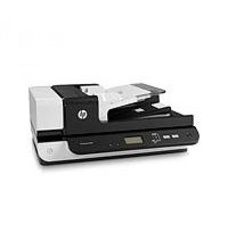 OPS ESCANER HP SCANJET ENTERPRISE FLOW 7500 CAMA PLANA ADF 50 PPM 100 IPM VOLUMEN DIARIO 3000 PAGINA