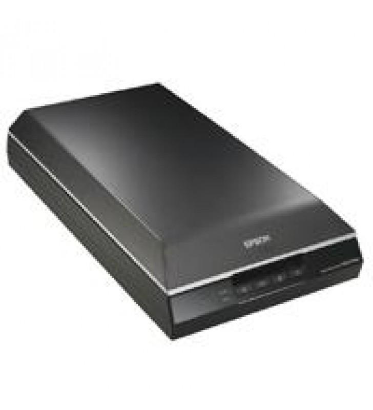 SCANNER EPSON PERFECTION V600 6400 X 9600 DPI 48 BITS CAMA PLANA USB UNIDAD DE TRANSPARENCIAS FOTOGR