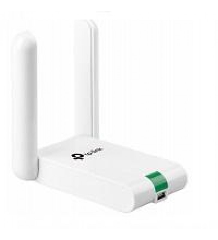 TARJETA DE RED USB INALAMBRICA TP-LINK TL-WN822N 300MBPS 802.11N/G/B ANTENA DUAL 3DBI