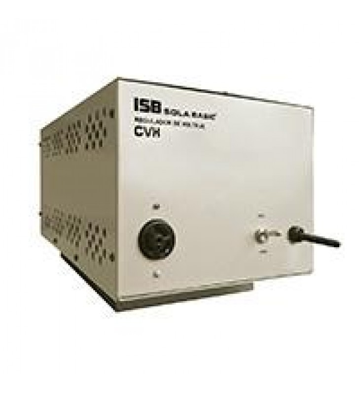 REGULADOR SOLA BASIC ISB CVH 5000VA FERRORESONATE 2 FASES 220 VOLTS - 3
