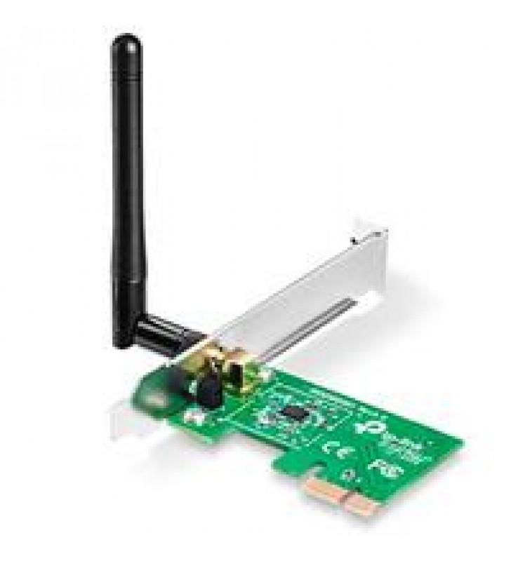 TARJETA DE RED PCI EXPRESS X1 INALAMBRICA TP-LINK TL-WN781ND WIRELESS 802.11N/G/B150MBPS ANTENA DESM
