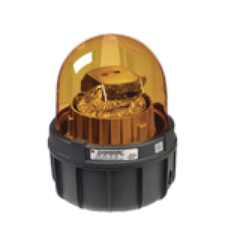LUZ ROTATIVA LED COMMANDER, UL , 120VCA, AMBAR