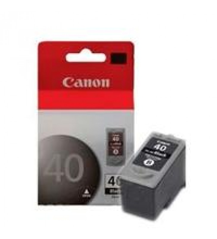 CARTUCHO CANON PG-40 NEGRO P/IP130018001900 MP-140190