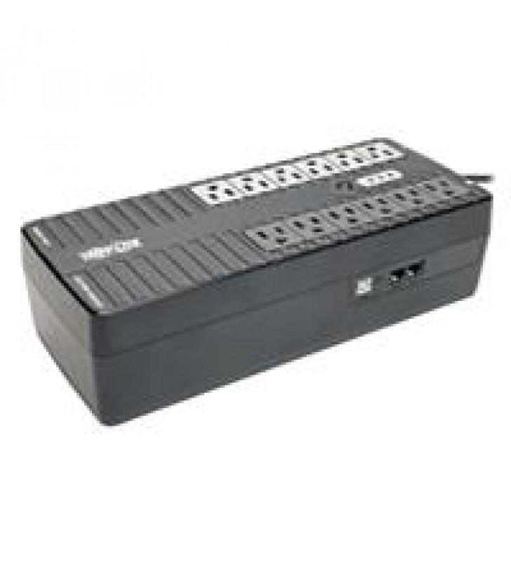 NOBREAK TRIPP-LITE INTERNET750U 450W 120V 12 CONTACTOS USB ULTRA COMPACTO