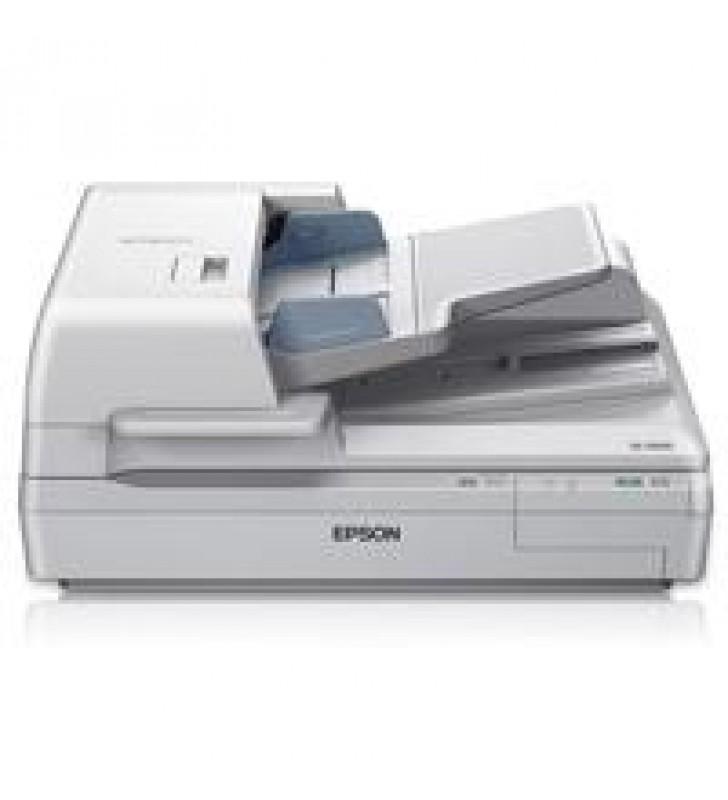 SCANNER EPSON WORKFORCE DS-70000 70 PPM/140 IPM 600 DPI 16 BITS CAMA PLANA USB ADF DUPLEX DOBLE CART