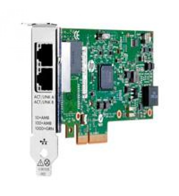 ADAPTADOR ETHERNET HPE 1GB CON 2 PUERTOS BASE-T I350-T2V2