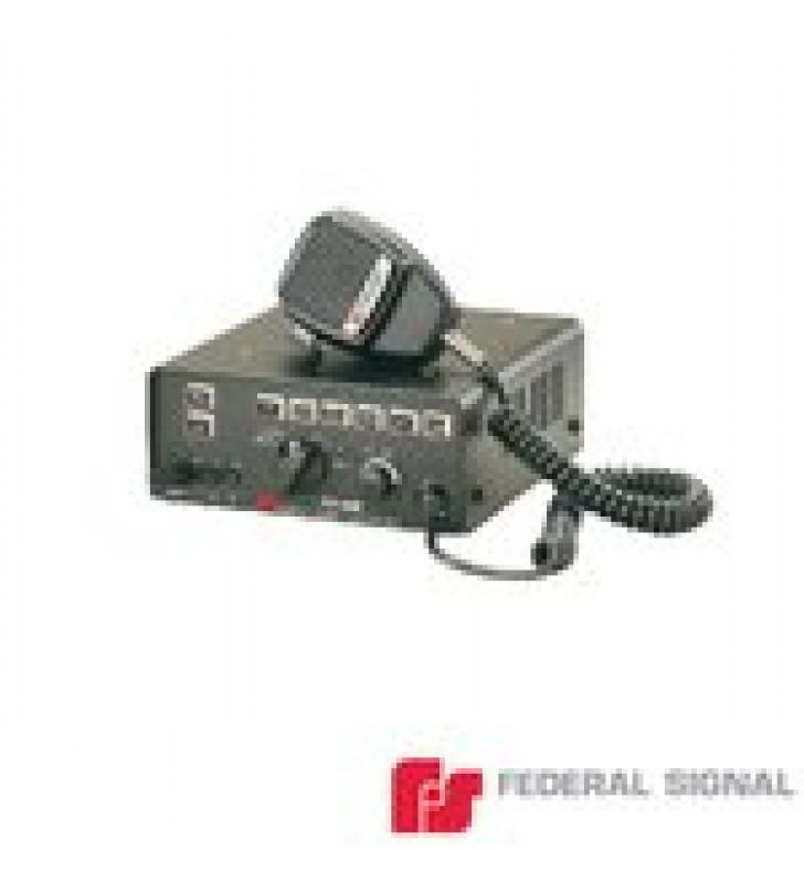 SIRENA ELECTRONICA DE 100 W CON CONTROL PARA 6 LUCES AUXILIARES E INTERCONEXION PARA RADIO