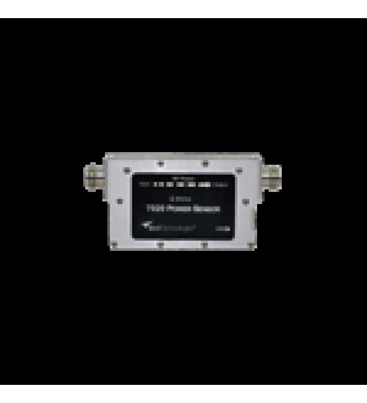 SENSOR MEDIDOR DE POTENCIA VIRTUAL (VPM) POR USB EN PC PARA 25-1000 MHZ.