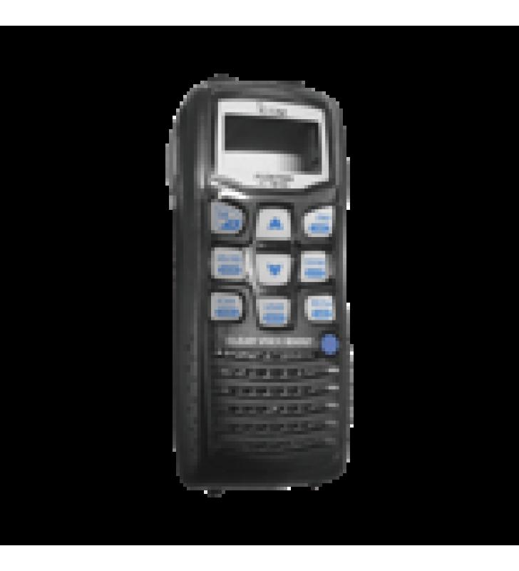TAPA FRONTAL PARA RADIO IC-M36, INCLUYE TECLADO Y BOCINA.