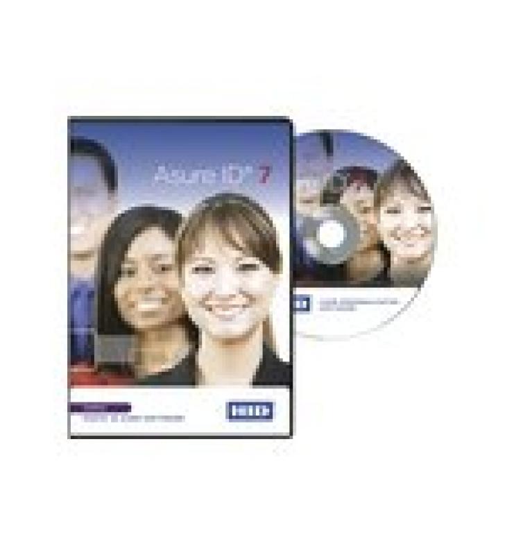 SOFTWARE ASURE ID VERSION EXPRESS / COMPATIBLE CON IMPRESORAS HID / PERSONALIZACION DE CREDENCIALES