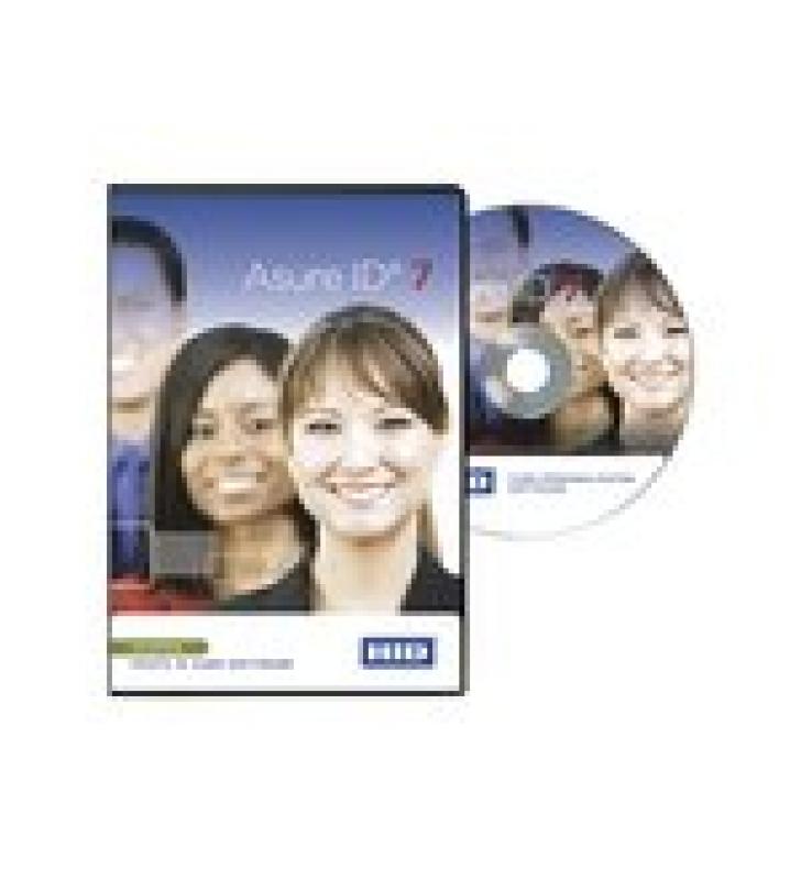 SOFTWARE ASURE ID VERSION EXPRESS / COMPATIBLE CON IMPRESORAS HID / PERSONALIZACION DE CREDENCIALES/ VIRTUAL