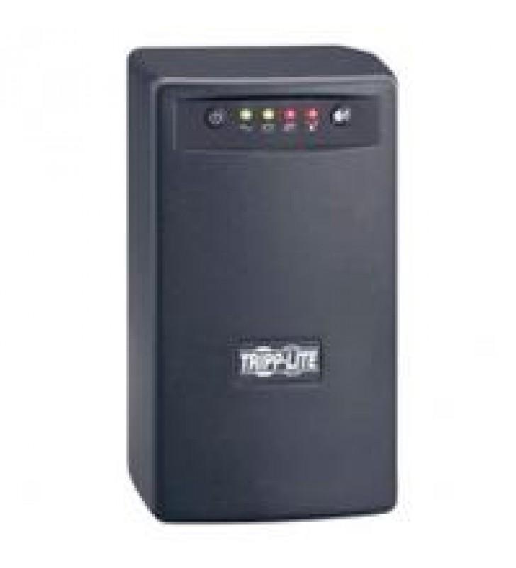 NOBREAK TRIPP-LITE SMART550USB DE 120V Y 300W AVR TORRE USB 6 CONTACTOS 3 C/RP/FMN