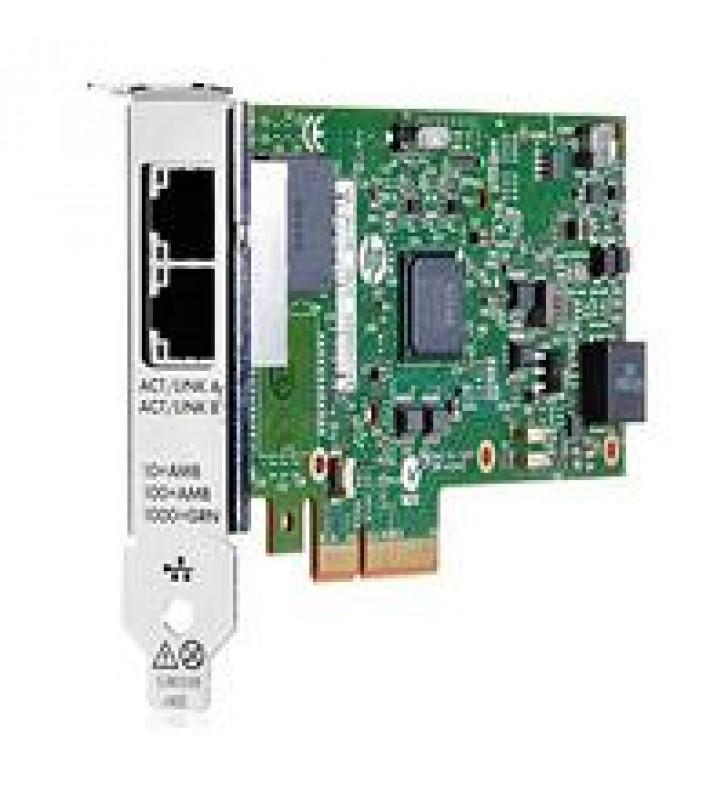 TARJETA DE RED 332T PCIE HP 2 PUERTO 1GB PARA SERVIDORES HP