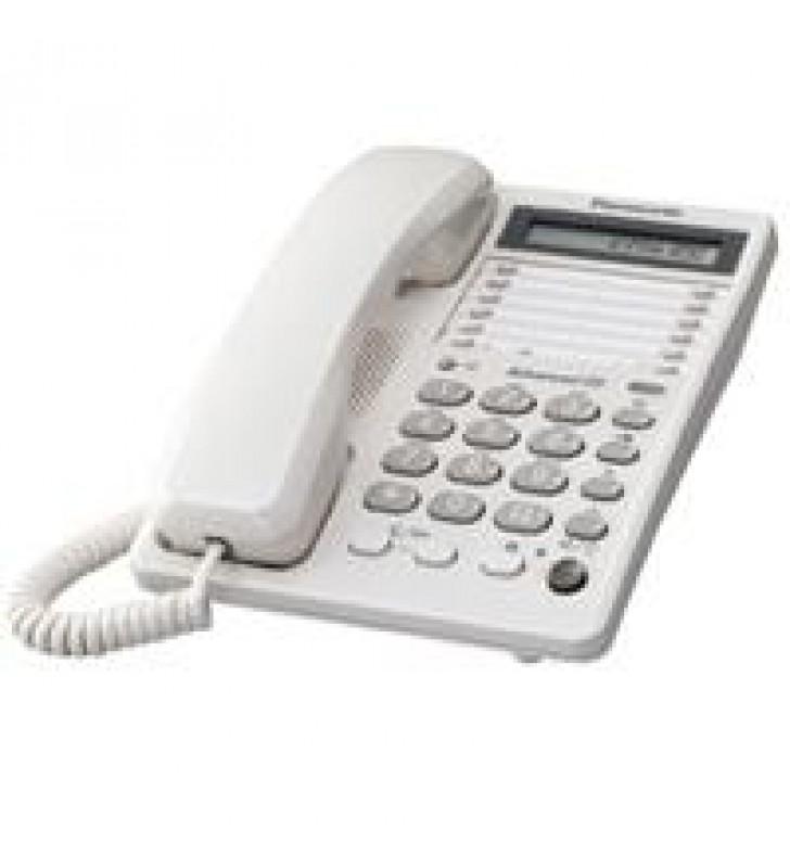 TELEFONO PANASONIC KX-TS108 UNILINEA 16 TECLAS Y LCD