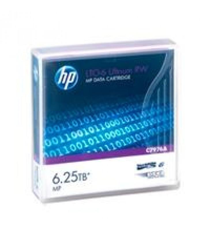 CARTUCHO DE DATOS HPE LTO-6 ULTRIUM DE 6.25 TB RW 400 MB/S